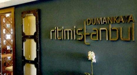 Dumankaya Ritim İstanbul'un örnek dairesi Hakan Helvacıoğlu imzası taşıyor!
