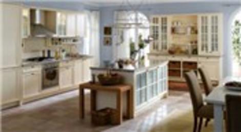 İntema Mutfak Monaco Serisi klasik çizgileriyle mutfağınızın havasını değiştirecek!