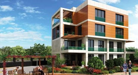 Kurtköy Park Life Evleri'nde fiyatlar 157 bin TL'den başlıyor!