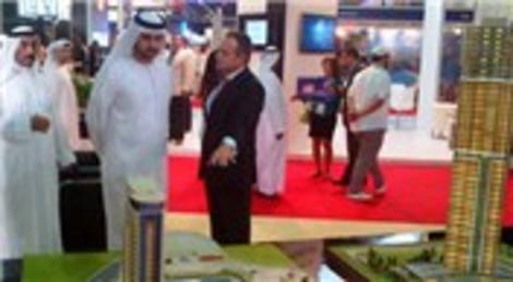Tahincioğlu Gayrimenkul'ün standı Dubaililerin akınına uğradı!