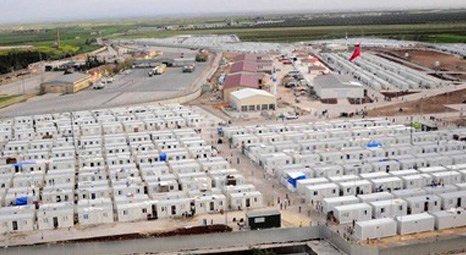 Gaziantep Nizip'te Hazine arazisi üzerine 5 bin kişilik konteyner kent kuruluyor!