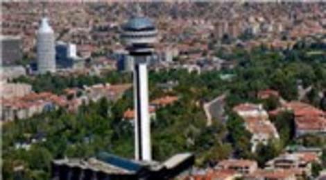 Ankara'nın sembol AVM'si Atakule yıkım için bekliyor!