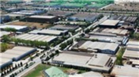 Hayrabolu Organize Sanayi Bölgesi'nde satılık fabrika!