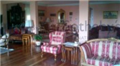 Tarabya'da 2 milyon 900 bin dolara satılık villa!