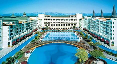 Mardan Palace, Avrupa'nın en lüks oteli seçildi!