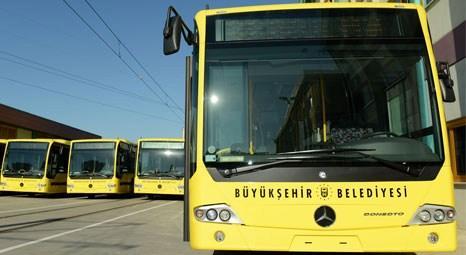 Bursa kent içi toplu ulaşımda büyük kolaylık yaşanıyor!