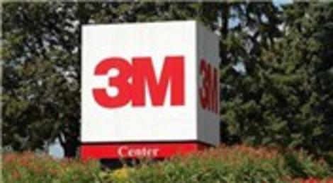 3M'den Çorlu'ya 500 milyon dolarlık yatırım!