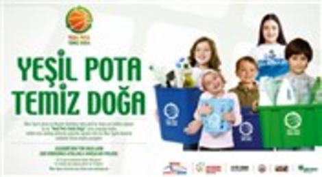 Ataşehir Belediyesi'nden Yeşil pota temiz doğa projesi!
