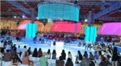 Knauf Arena sona erdi! 15 km LED döşendi!