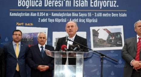 Kadir Topbaş: Metrobüs Silivri'ye kadar uzatılmayacak, Silivri'ye metro gelecek!