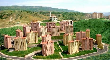 TOKİ Tokat Niksar Derebağ 3.Etap'ta 67 bin 438 TL'ye!