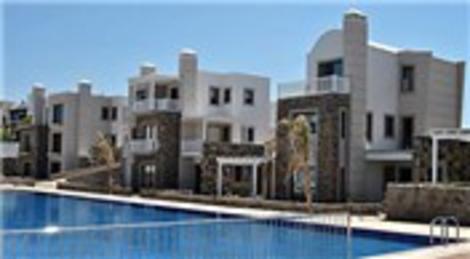 Azure Villaları'nda bayram fırsatı! 135 bin Euro'ya!
