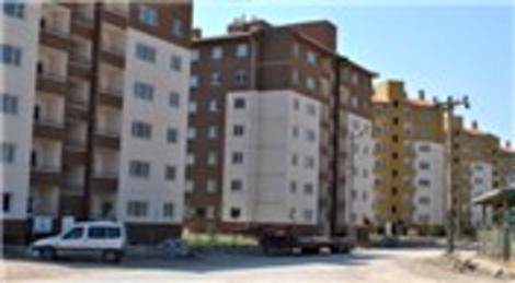 TOKİ: Bursa Karacabey'deki bina çatlakları sorun değil!