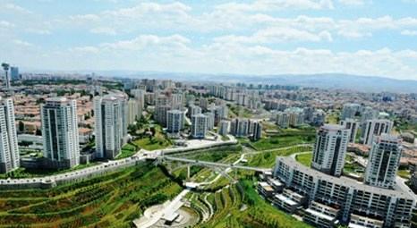 TOKİ, Ankara'da kentsel dönüşümle birlikte 120 bin yeni konut yapacak!