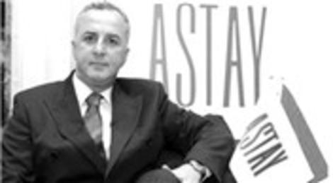 Astay Gayrimenkul'ün Yönetim Kurulu Başkanı Mesut Toprak'a MÜSİAD'tan ödül!