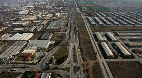 Antalya Organize Sanayi Bölgesi'nde 6 milyon 900 bin dolara satılık fabrika!