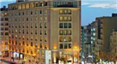 Ramada Plaza İstanbul Oteli'nde kiralık üç dükkan!