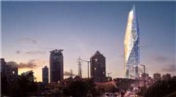 Rönesans Tower Ataşehir'in inşaatına başlandı!