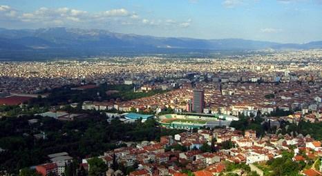 Bursa'nın yeni imar planında 2030 yılı öngörülüyor!