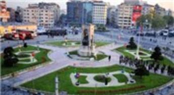 Taksim Meydanı'nın ilk etabı hızla tamamlanacak! Beşiktaş'a da metro geliyor!
