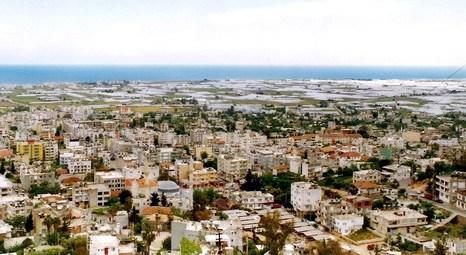 Mersin Anamur'da icradan satılık arsa! 527 bin liraya!