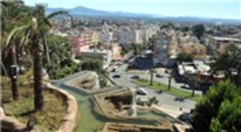 Antalya Manavgat'ta satılık 12 bin metrekarelik arsa!