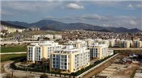 TOKİ İzmir Pelikan Sitesi'nde yüzde 5 peşinatla son 47 daireyi satıyor!