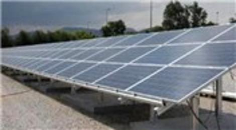 Meram Elektrik, Konya'ya güneş enerjisi santrali kurdu!