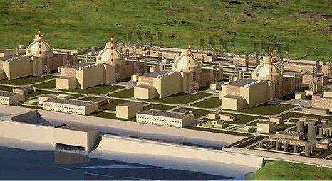 Mersin'nde inşa edilecek Akkuyu Nükleer Güç Santrali 2019 yılında bitecek!