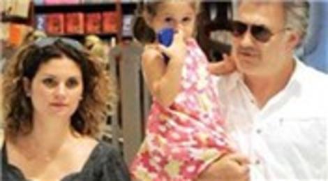 Tamer Karadağlı, kızı Zeyno için Ankara'ya taşındı!