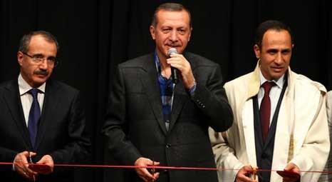 Başbakan Erdoğan, Fırat Üniversitesi'nin yeni hizmet binalarının açılışını yaptı!