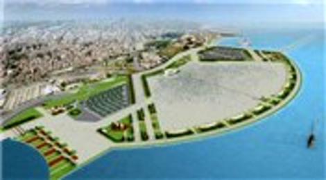 Çevre ve Şehircilik Bakanlığı Yenikapı Meydanı projesi imar planını askıya çıkardı!