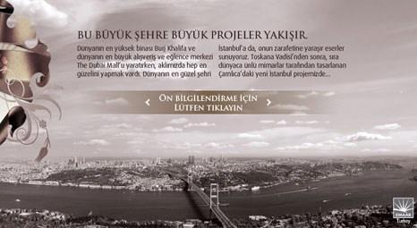Boulevardi İstanbul Emaar'ın internet sitesi yayında!