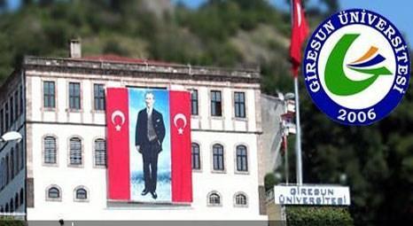 TOKİ'nin Giresun Üniversitesi için yapacağı fakülte binalarının ihalesi 22 Kasım'da!