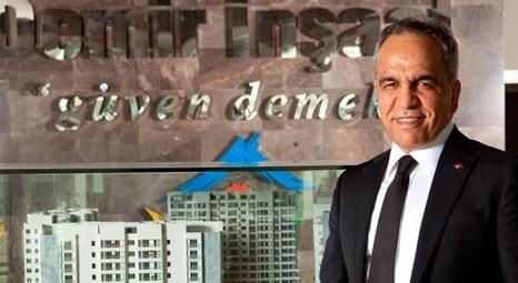 Hamit Demir: İnşaat Sektörü Güven Endeksi'ni etkileyen en büyük neden KDV'deki belirsizlik!