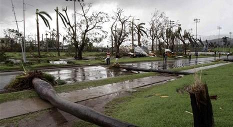 Sandy Kasırgası Karayipler'de 39 can aldı!