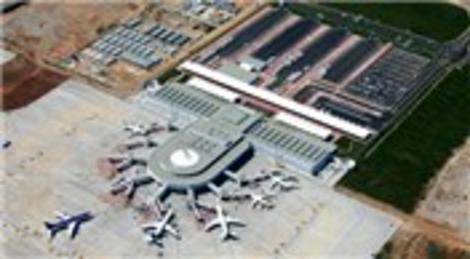 Üçüncü Havalimanı Eyüp-Arnavutköy arası Karadeniz kıyısına yapılacak!