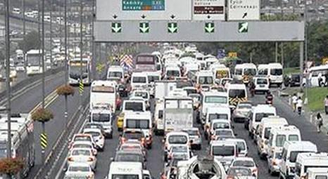 İstanbul'da trafik sıkışıklığı nedeniyle yıllık kayıp 5 milyarı aştı!