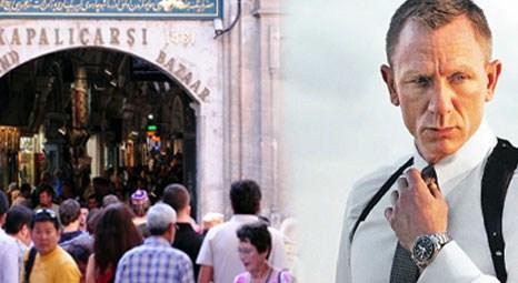 James Bond Skyfall filminin Türk turizmine olumlu yönde katkı yapması bekleniyor!
