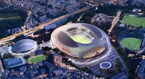 Tabanlıoğlu Mimarlık, Yeni Ulusal Japonya Stadyumu yarışmasında finale kaldı!