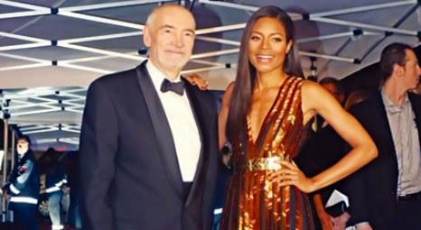 James Bond serisinin son filmi Skyfall'un Türkiye galası Kanyon Alışveriş Merkezi'nde yapıldı!