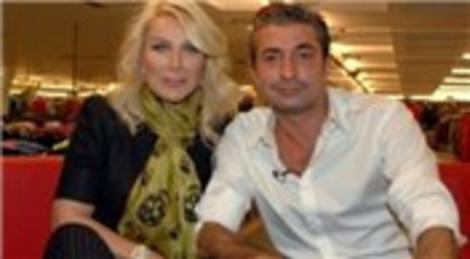 Seda Sayan, Erkan Petekkaya'nın Şişli'de açtığı sosyete pazarını ziyaret etti!