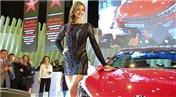 Irina Shayk, Autoshow Fuarı için İstanbul'a geldi!