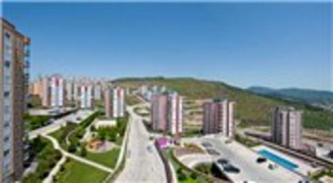 İzmir Yüksek Vadi Evleri'nde fiyatlar 133 bin TL'den başlıyor!