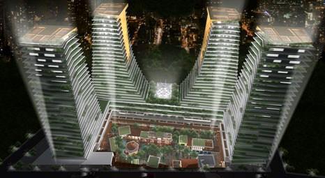 Esenyurt Tac Mahal Prestij'de kendi daireni, işyerini kendin tasarla!