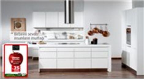 İntema Mutfak'tan 23 Kasım'a kadar yüzde 25 indirimli fırsatlar!