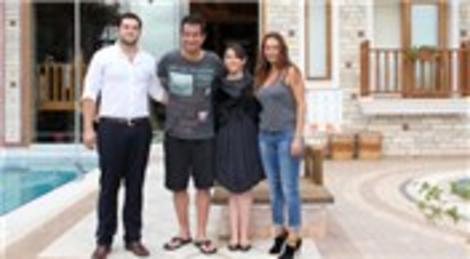 Acun Ilıcalı ve Acun Medya ekibi Muğla'daki Kerme Ottoman Konak'ta kaldı!