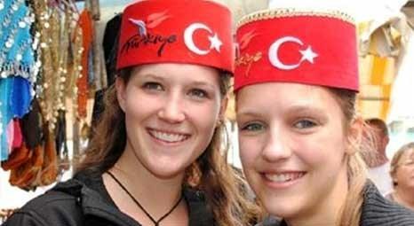 İstanbul'u 10 ayda, 8 milyon bin 108 turist ziyaret etti!