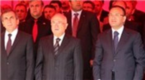 Cemil Çiçek ve Bekir Bozdağ Yozgat Osman Durmaz Lisesi'nin açılışına katıldı!