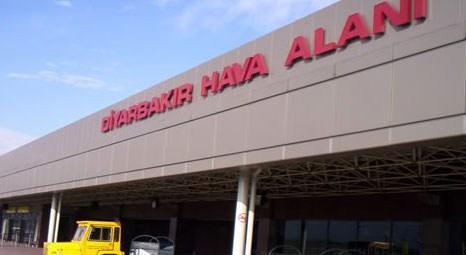 Diyarbakır'a 257 milyon liralık yeni havalimanı terminal binası yaptırılıyor!